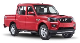MAHINDRA PICK-UP DC